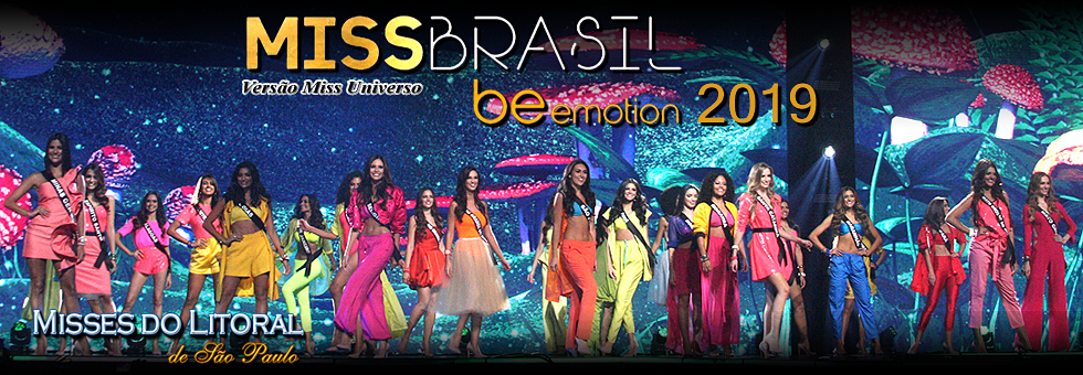 Miss Brasil Be Emotion 2019